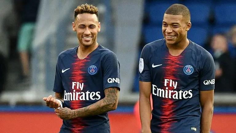 Mbappe Is PSG's New Pride – Neymar
