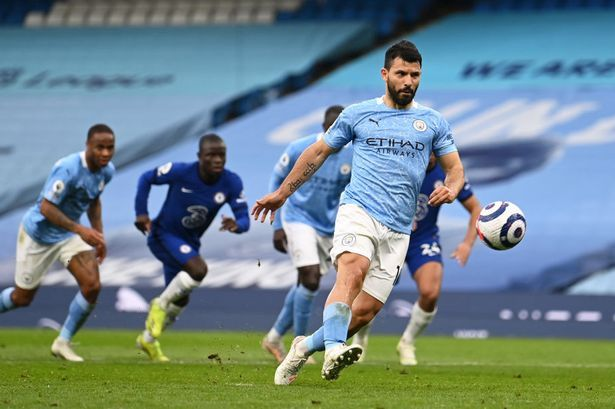 Aguero Apologizes To Man City Teammates, Fans Over Costly Penalty Miss Vs Chelsea
