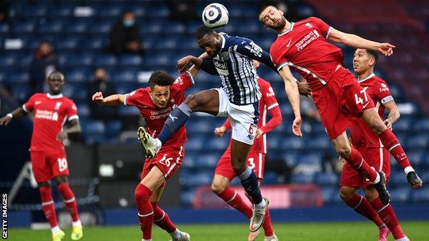 Ajayi Receives Racist Abuse After West Brom's Dramatic Loss To Liverpool