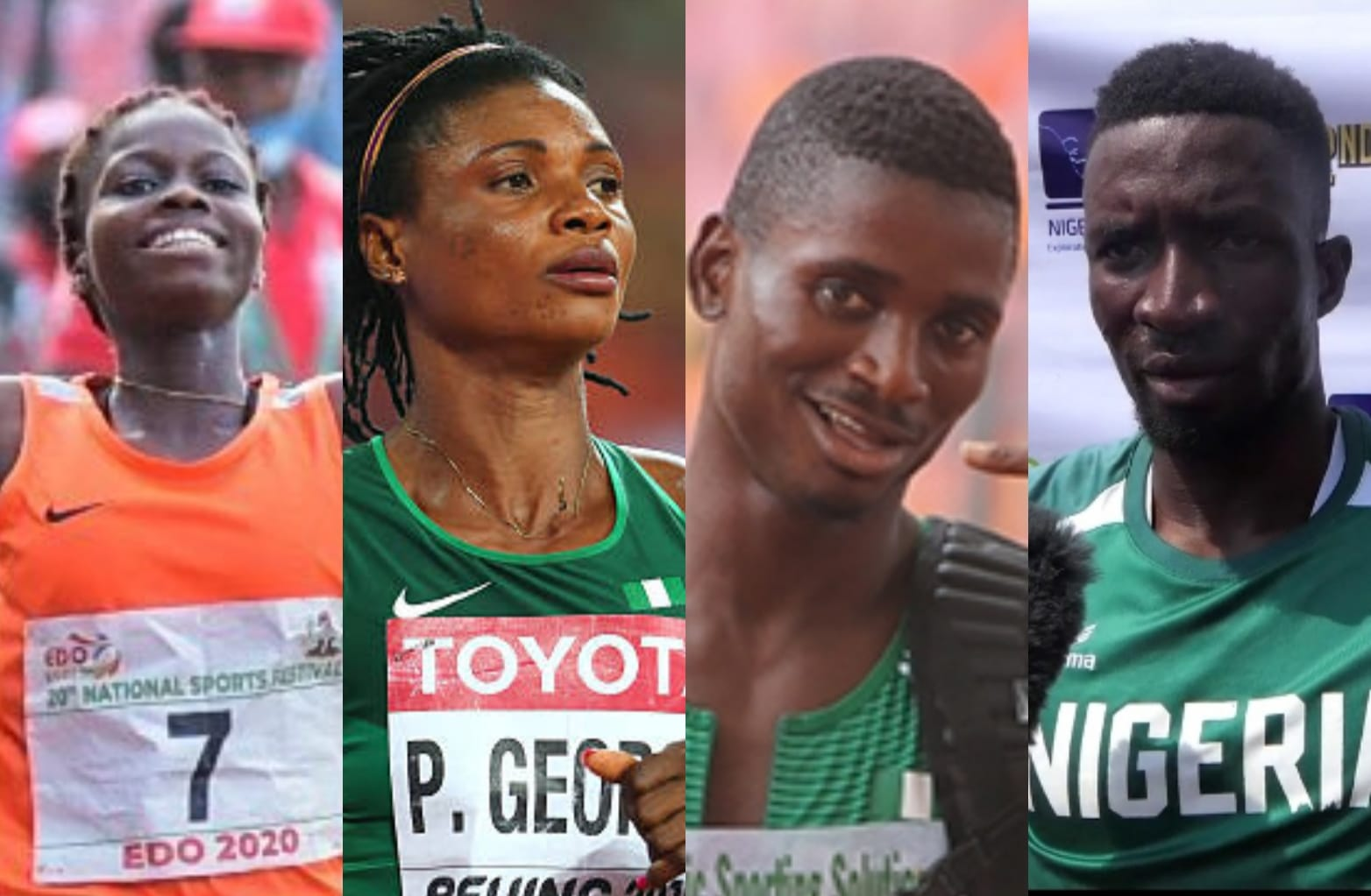 Tokyo Olympics Relay Qualication: Nigeria Move Within Five Places Of Qualifying