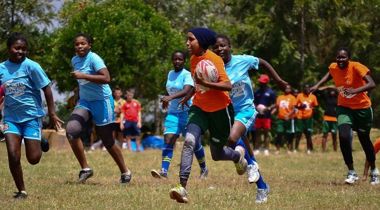 Rugby Africa Nurtures More Talents Through 'Get Into Rugby' Programme