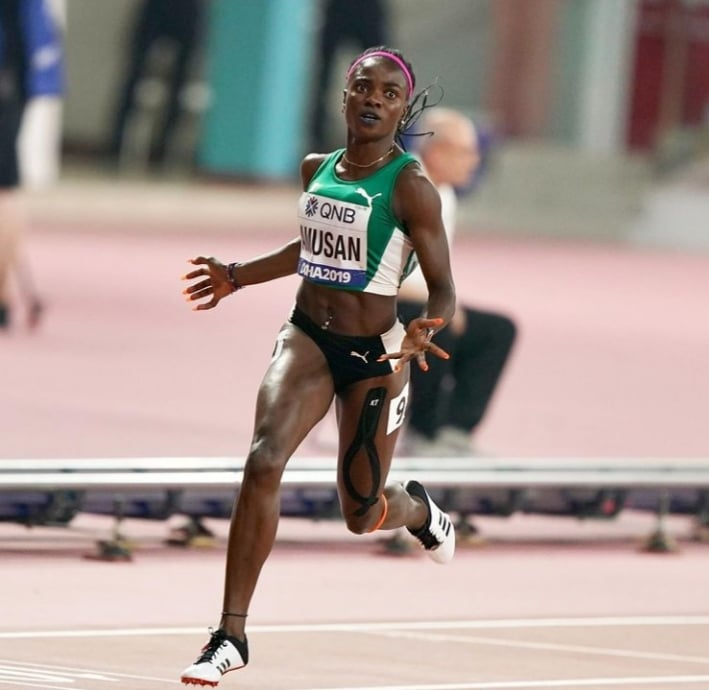 Amusan Storms Texas, Boosts Team Nigeria's Hunt For Tokyo Olympics Relay Tickets