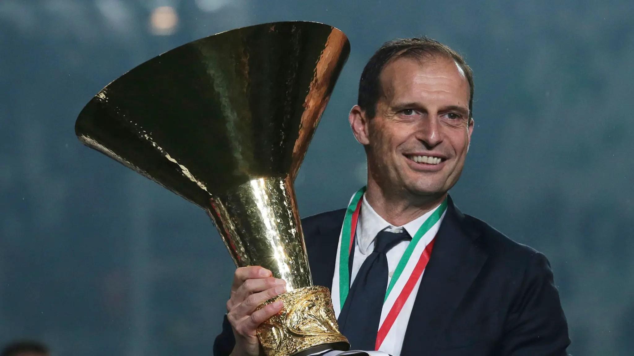 Allegri Set To Return As Juventus Head Coach