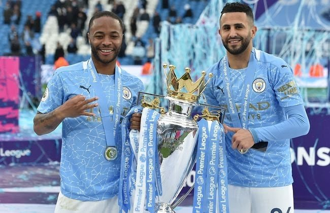 Arsenal Linked With Move For Man City Stars Sterling, Mahrez