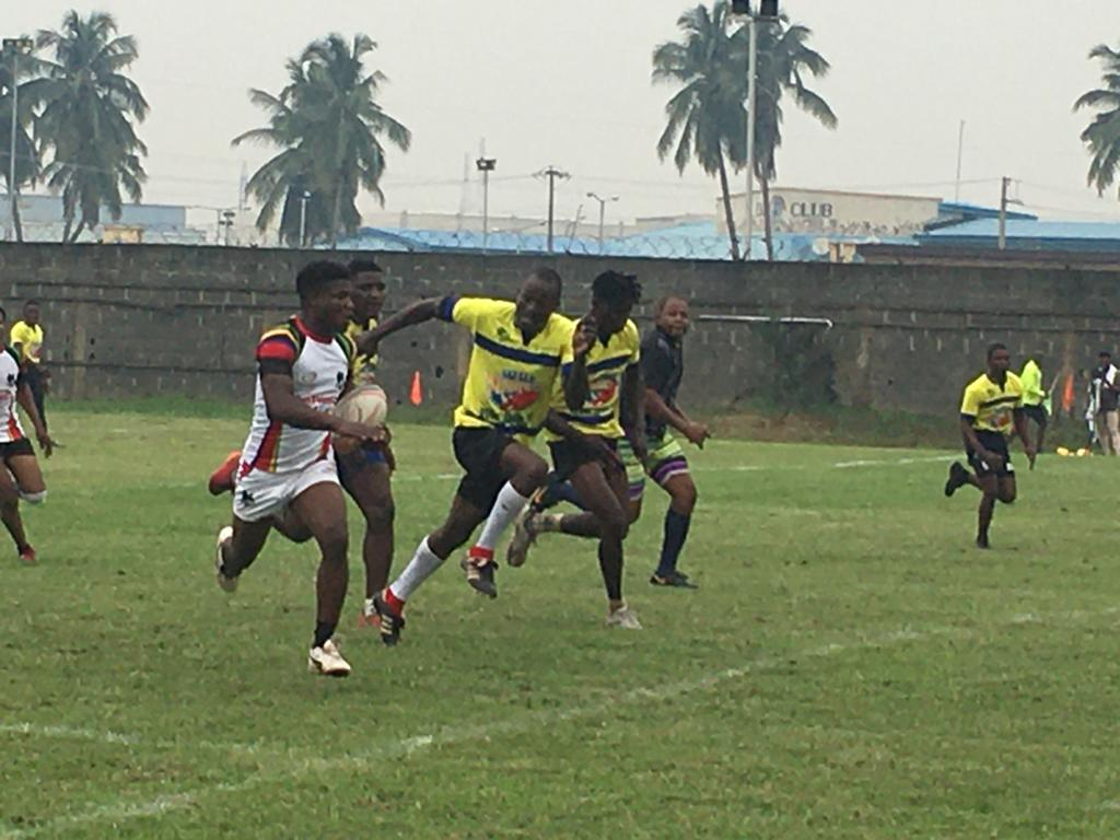 Nigeria Rugby League: Lagos Rhynos Edge Broncos As Havens Male And Female Teams Secure Comfortable Wins