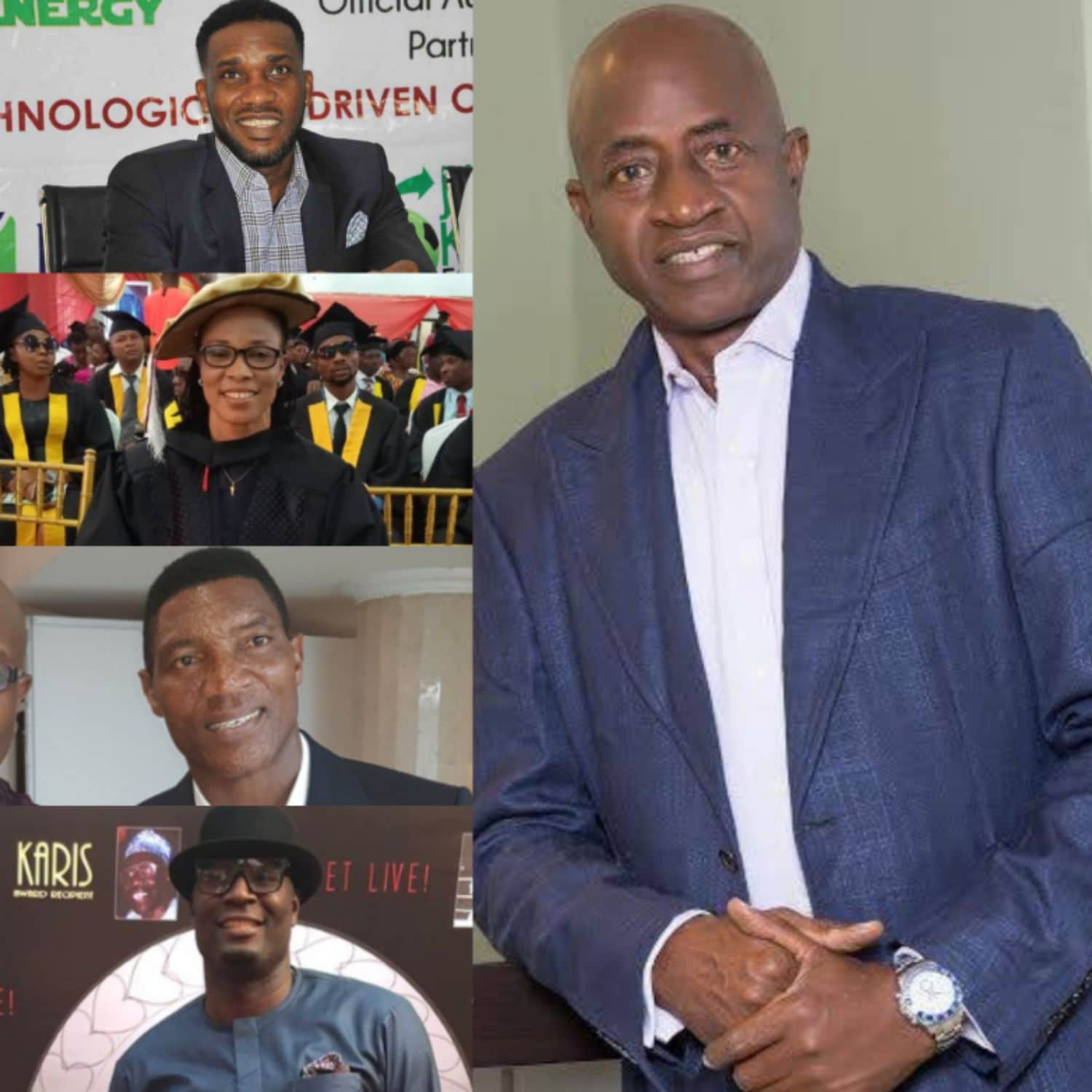 Odegbami: The Rise And Rise Of the Power Of Athletes!