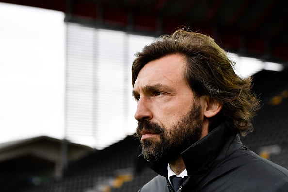 Andrea Pirlo Relaxed Over Juventus Future