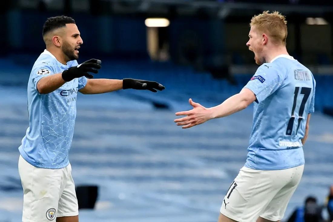 "Guardiola Hails ""Incredible"" Man City After PSG Win"