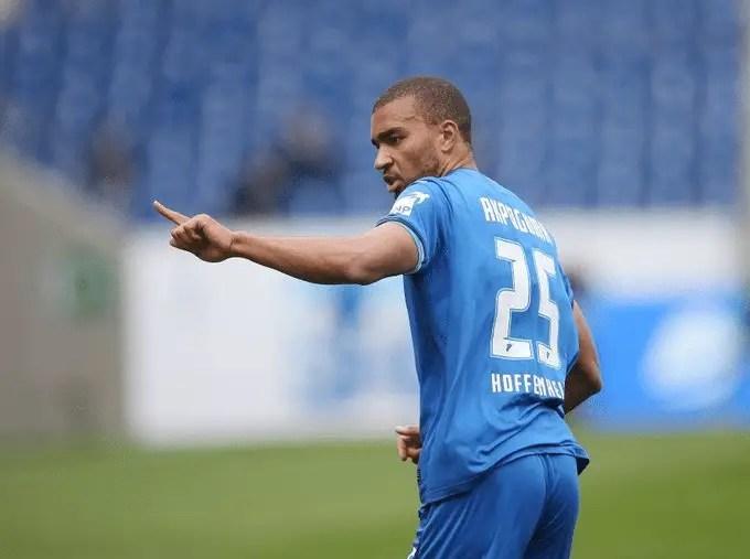 Bundesliga: Akpoguma In Action As Hoffenheim Lose At Stuttgart