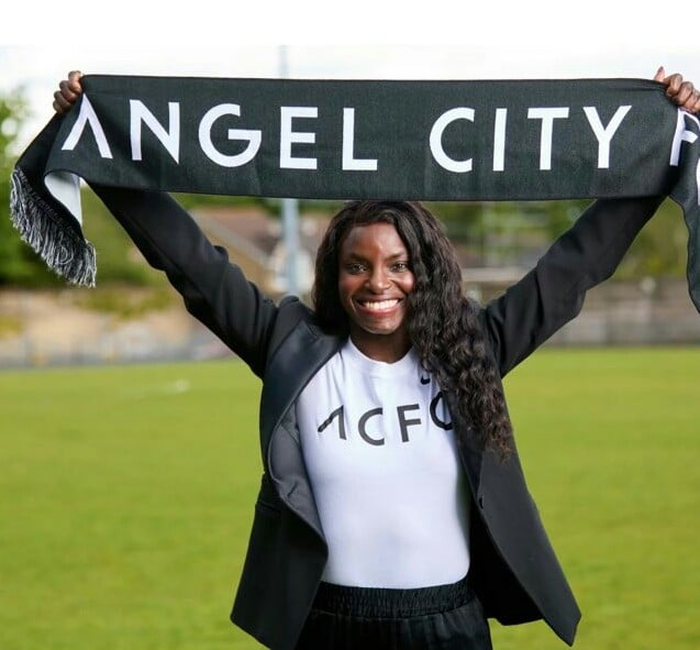 Eniola Aluko Appointed Angel City FC First Sporting Director