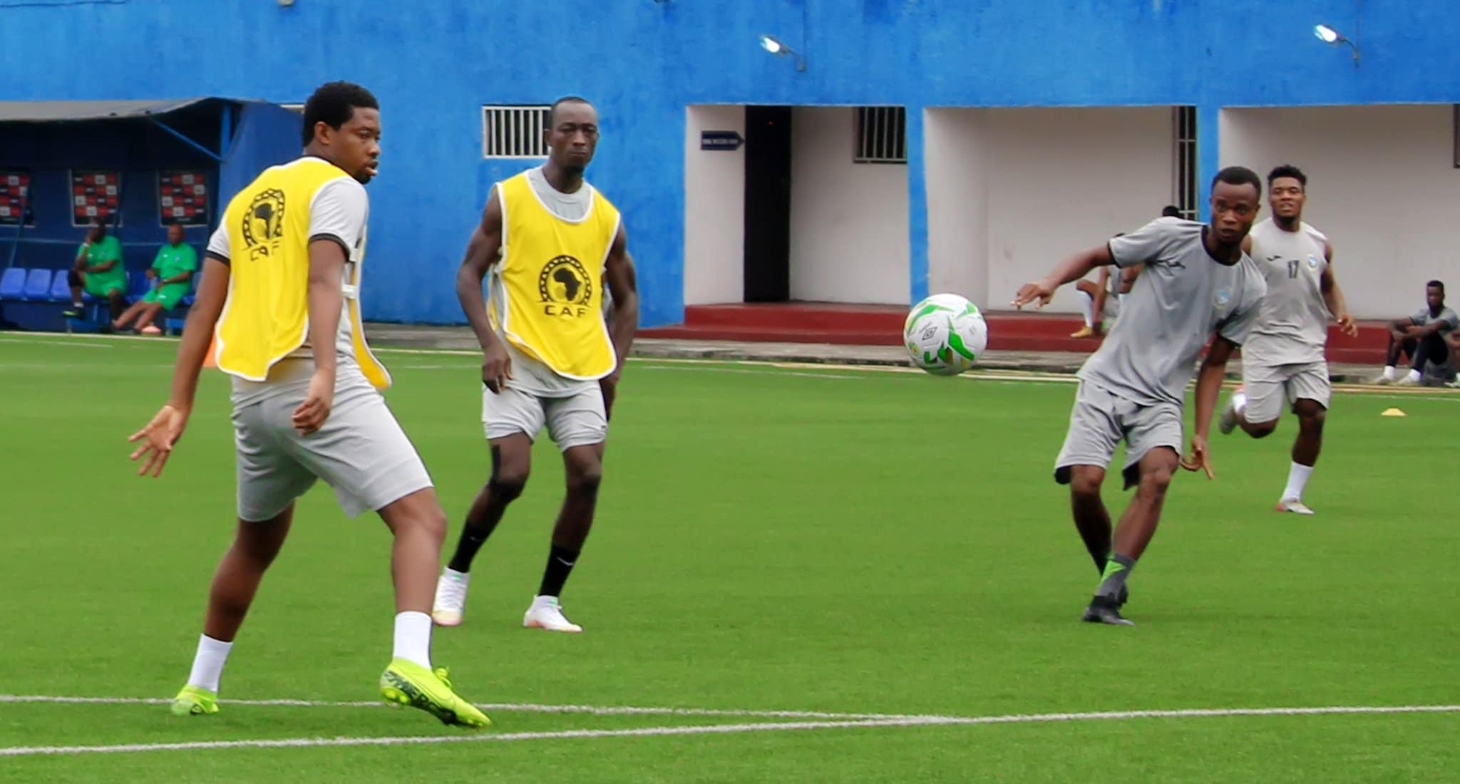 CAFCC: Enyimba Can Overturn First Leg Deficit Vs Pyramids- Iwuala