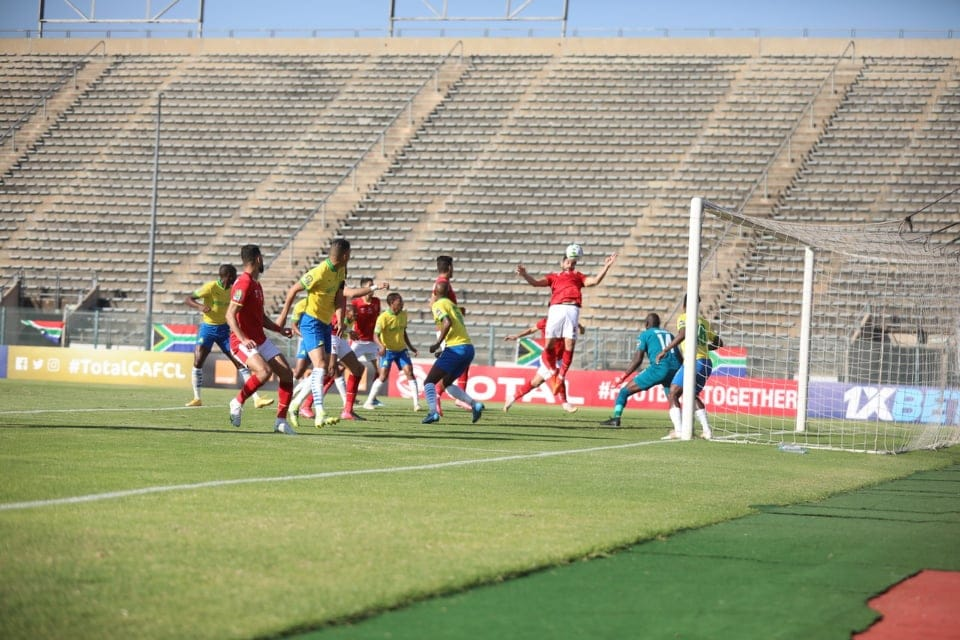 CAFCL: Ajayi In Action, Akpeyi Benched As Al Ahly, Kaizer Chiefs  Seal  S/Final Spot