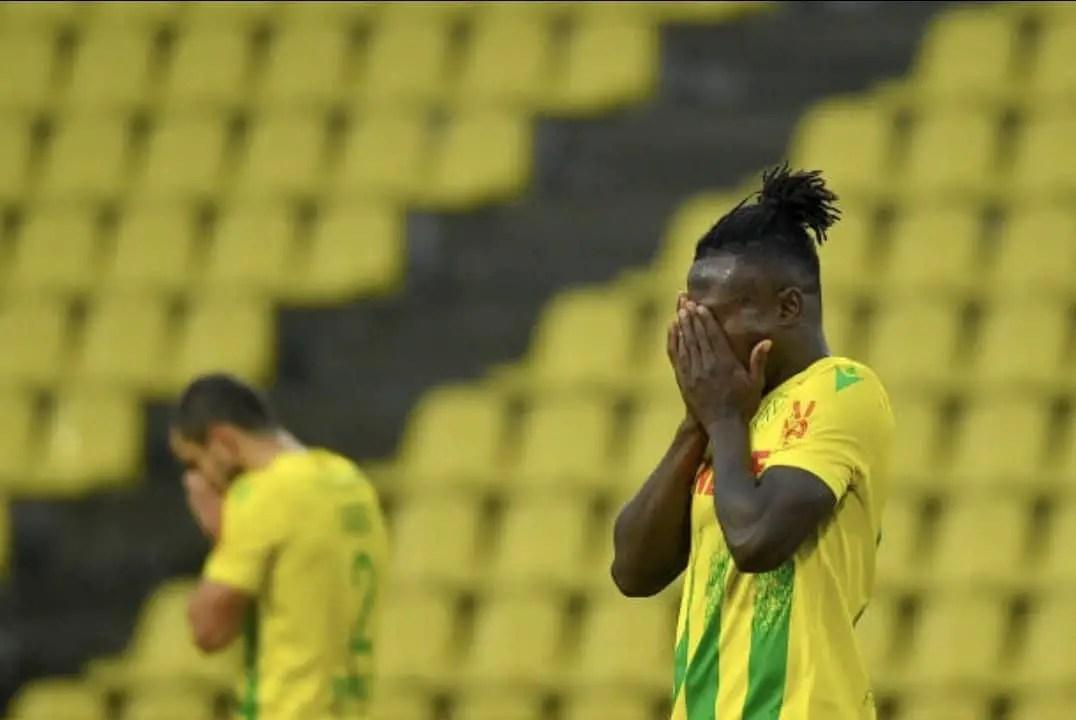 Ligue 1: Moses Confident   Nantes Will Escape  Relegation