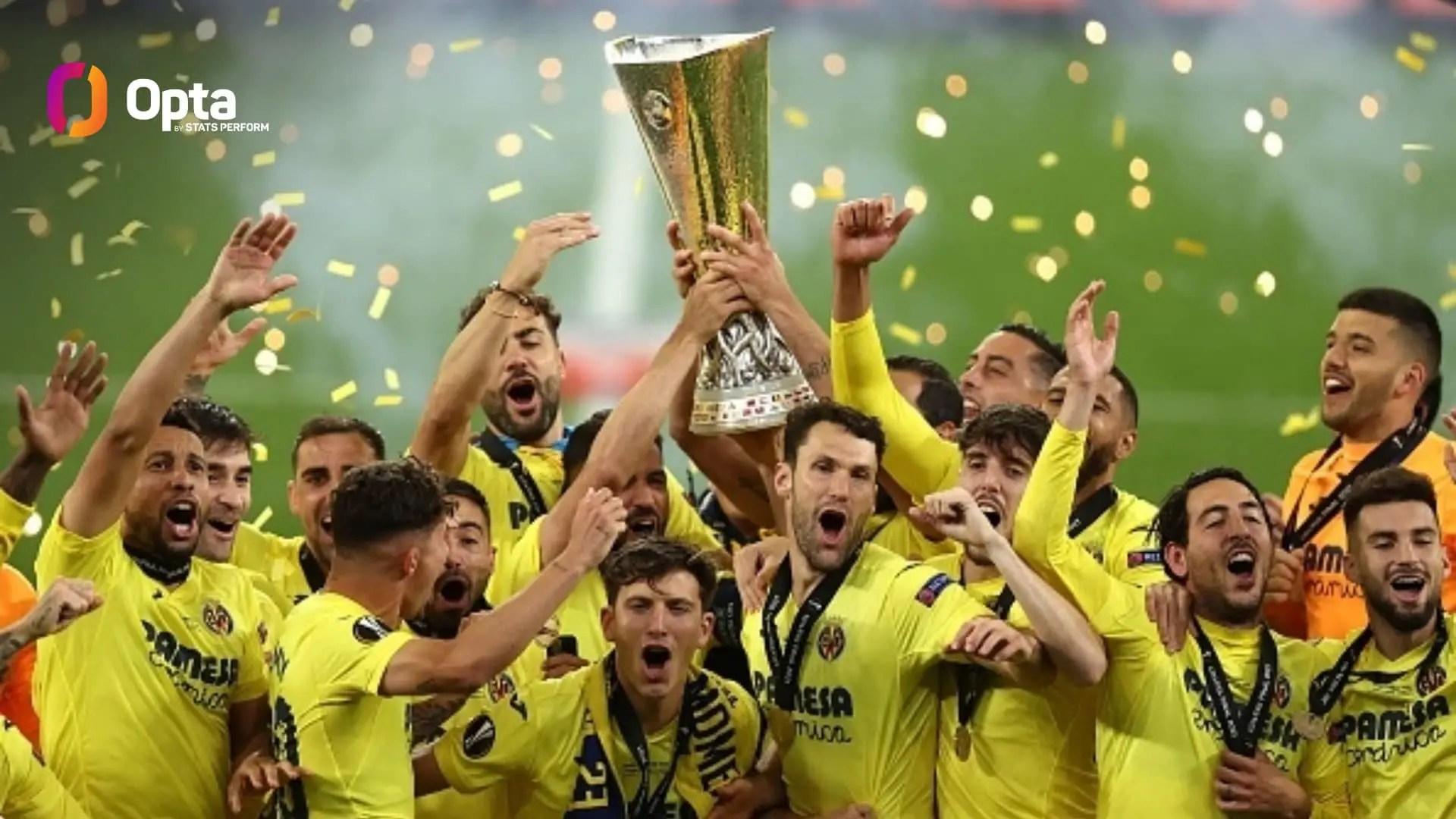 Oliseh: Villarreal Programmed To Win Europa League