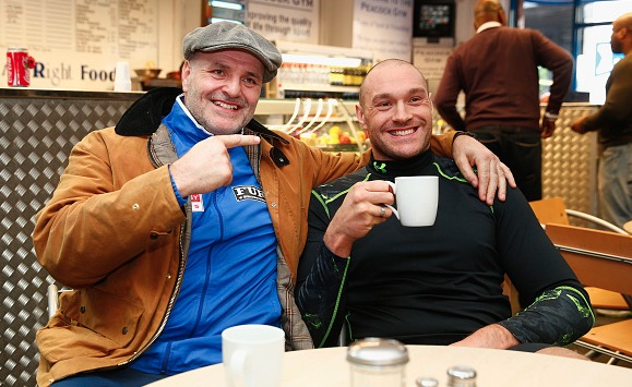 Fury's Dad Hits Out At Son For Collapse Of Joshua Fight