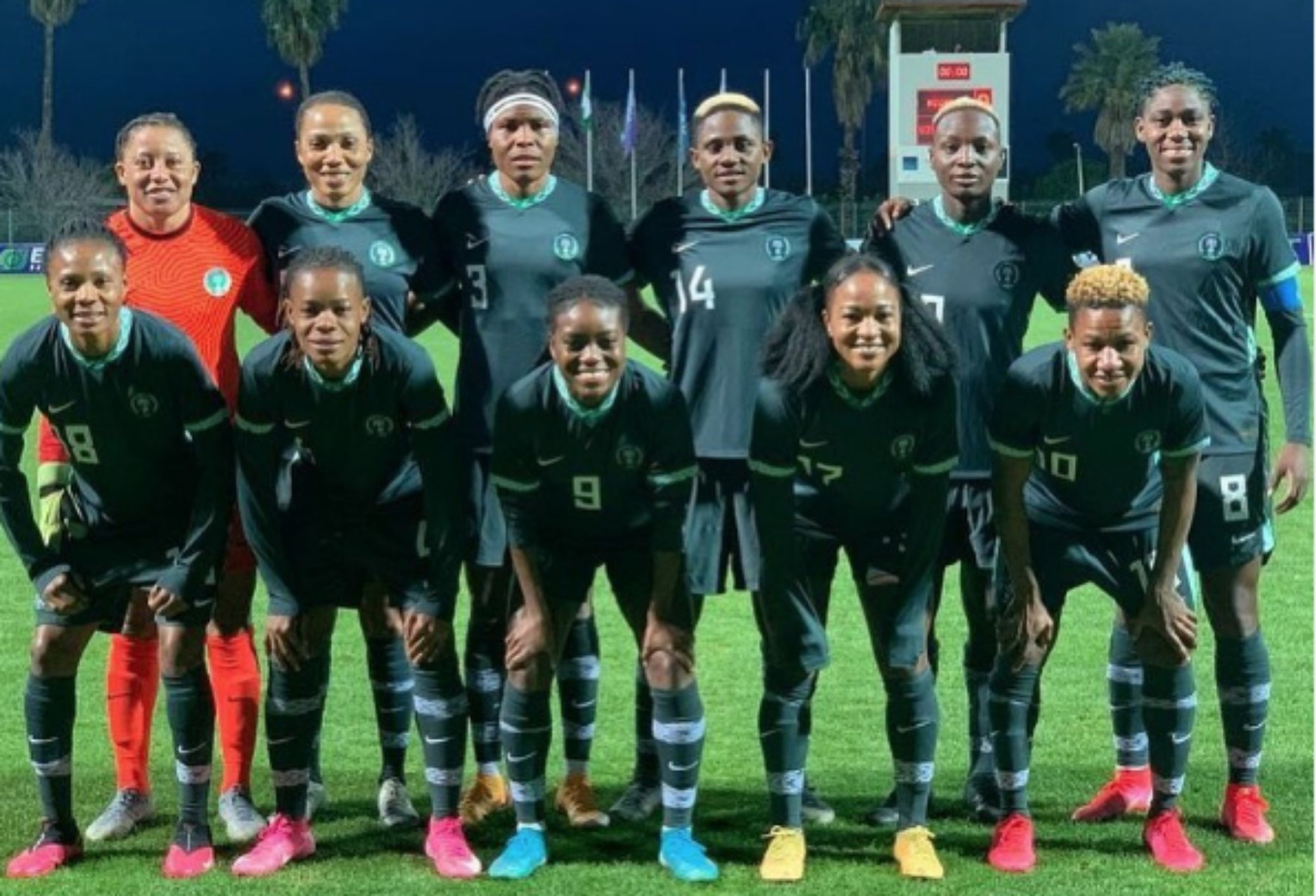 Super Falcons Will Beat Ghana, Reach 2023 Women's World Cup  –Omidiran