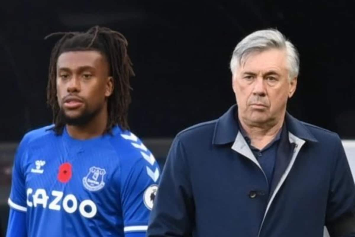 If You're Not Happy, You Can Leave – Ancelotti Reads Riot Act To Iwobi, Others