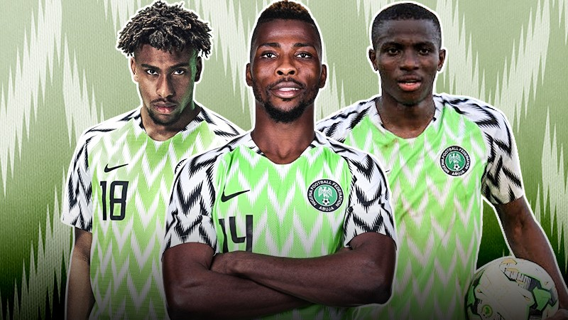 Top 10 Nigerian Football Players Aiming High For 2022