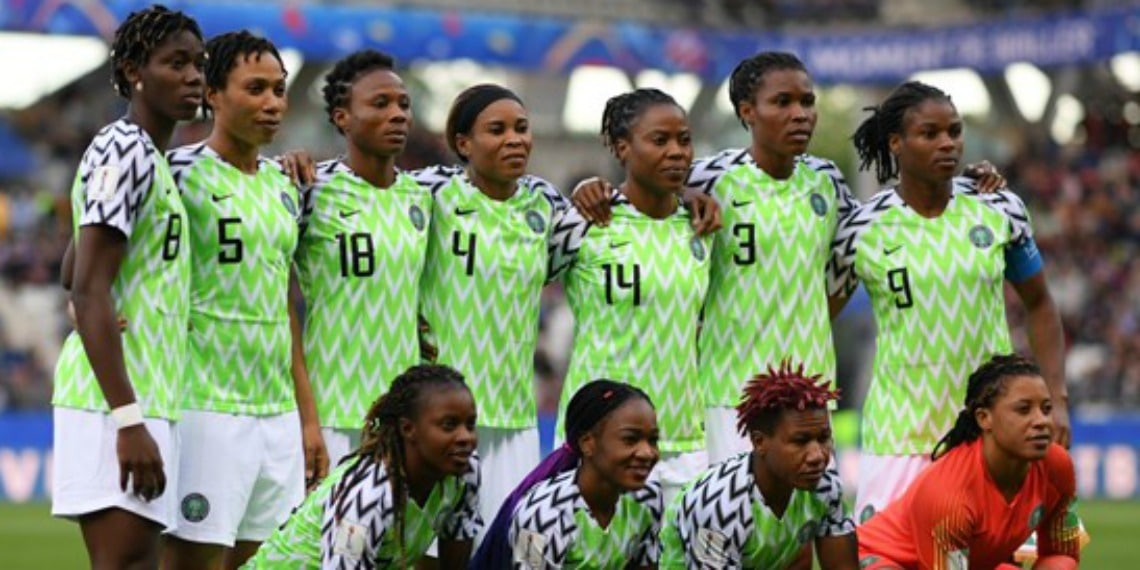 2021 AWCON Qualifier: Super Falcons Will Overcome Ghana -Pinnick Assures