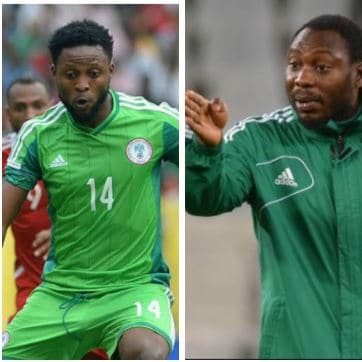 Why Lawal Was Dropped From 2013 AFCON Squad  -Amokachi