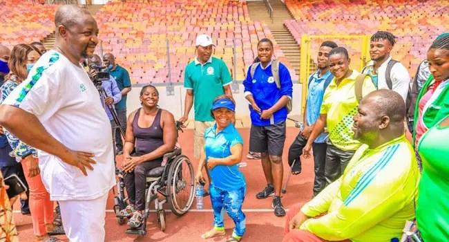 Tokyo Olympics, Paralympics Camp Opens In Lagos, Abuja, Port Harcourt, Bayelsa