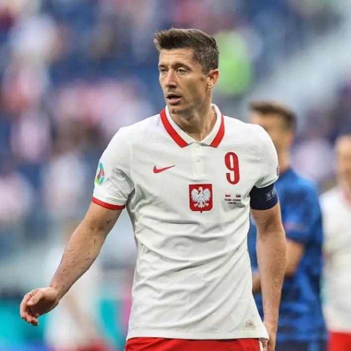 Lewandowski: Poland Will Fight To Bounce Back At Euro 2020