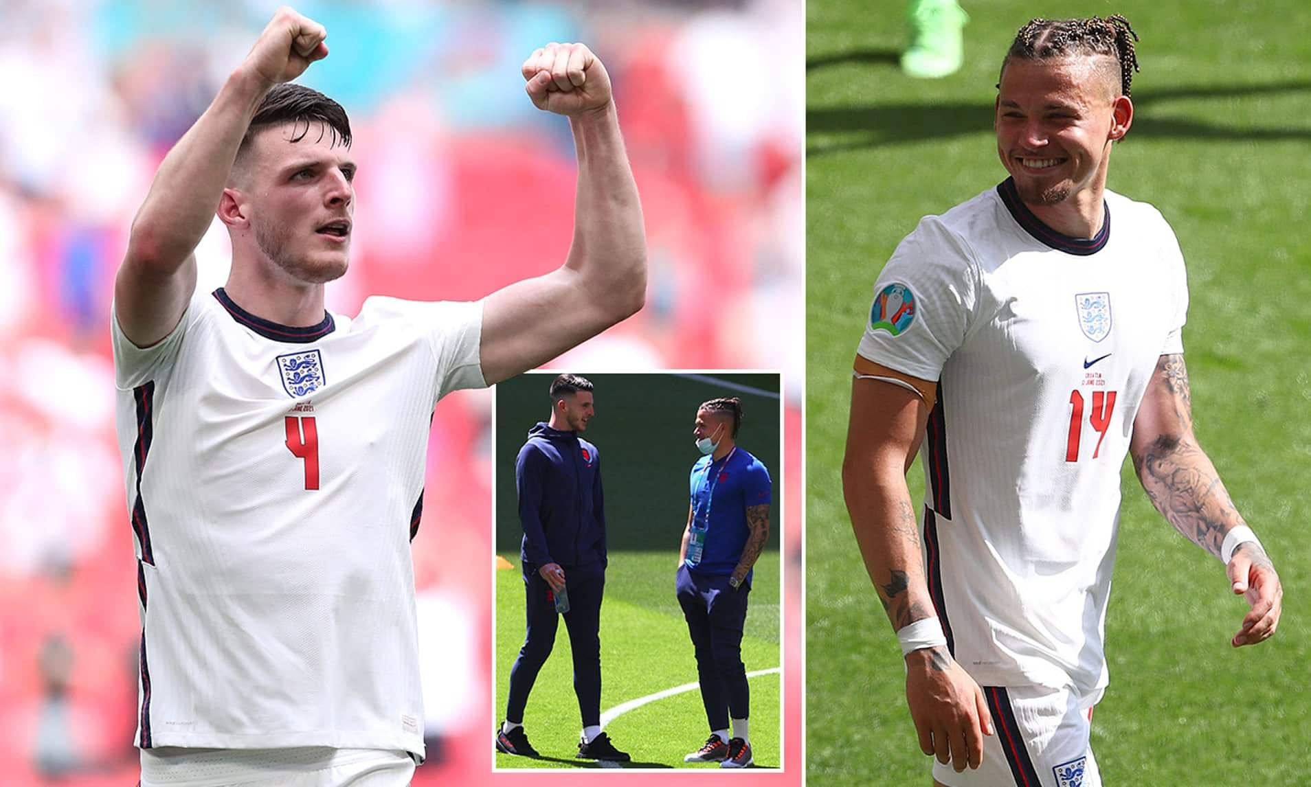 Euro 2020: Rice, Phillips Showed Class Against Germany -Sterling