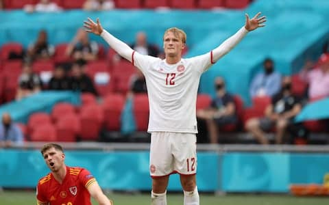 Denmark Zoom Into Euro 2020 Quarter Final Stage, Thrash Wales In Amsterdam