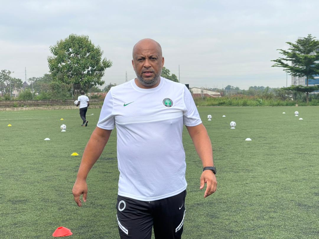 Aigbogun: Mexico Friendly Challenge For Home-based Eagles