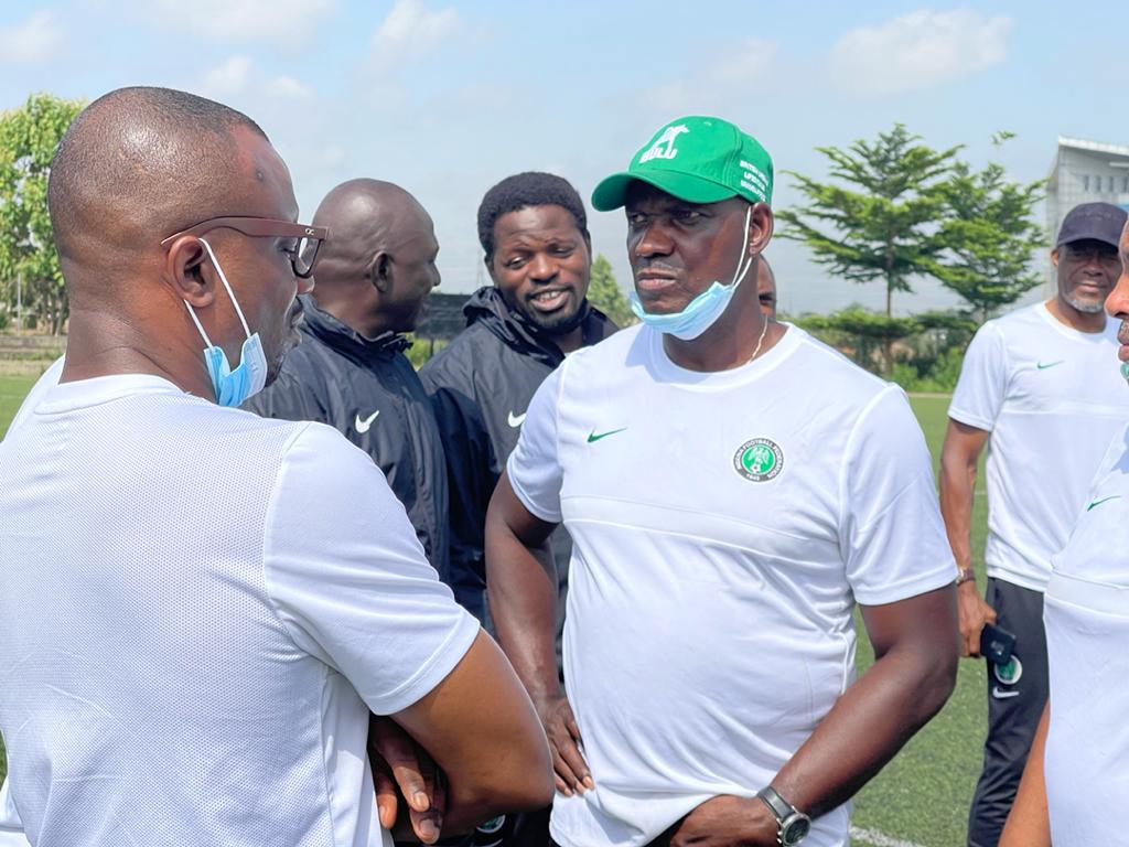 Eguavoen: Home Eagles Are Motivated To Shock Mexico In America