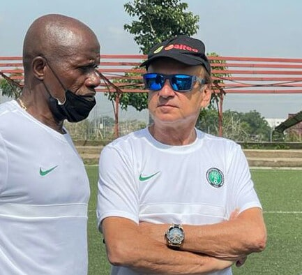 Rohr: Home-based Eagles Good Enough To Beat Mexico