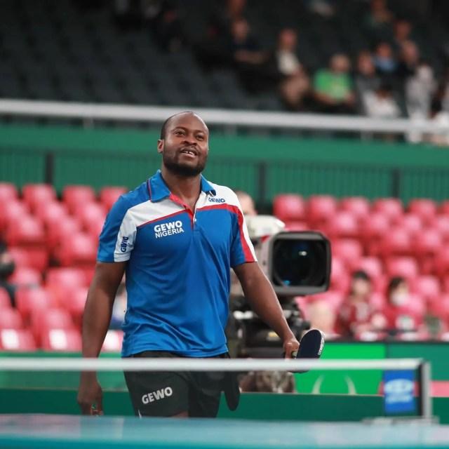 ITTF Names Quadri, Oshonaike For African Senior Championships