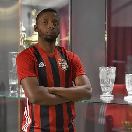 Spartak Trnava Defender Anthony Izuchukwu Hits Super Eagles Camp For Cameroon Friendlies