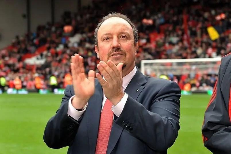 Benitez Set To Become Iwobi's Manager At Everton