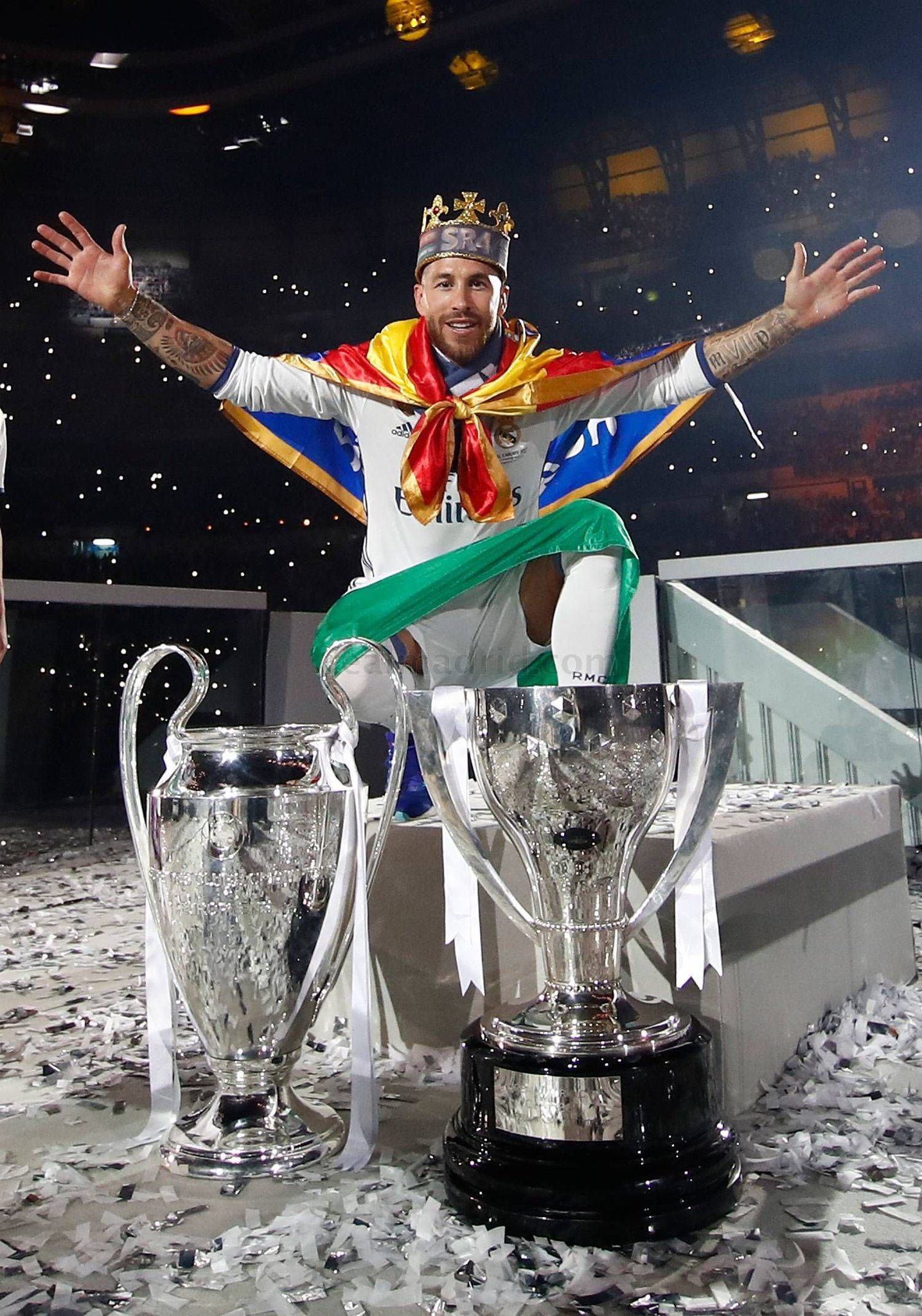 OFFICIAL: Ramos To Leave Real Madrid After 16 Years