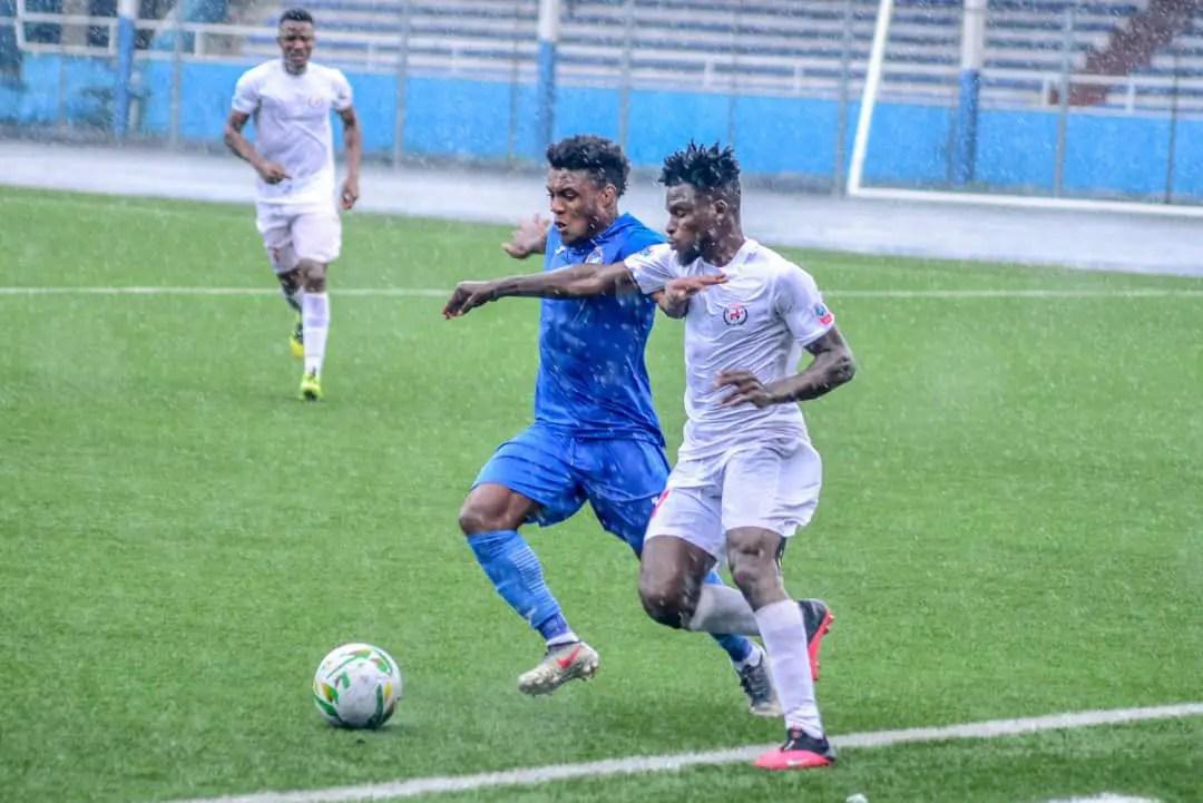 NPFL: Nasarawa Hold Enyimba Away To Fall Behind Leaders Akwa United