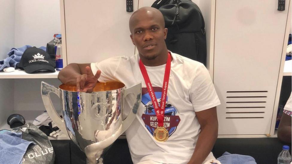 Nwakaeme: I Smile At Racists To Keep Them Quiet