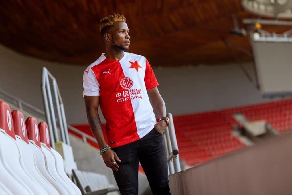 Ubong Ekpai Joins Slavia Prague On Three-Year Contract