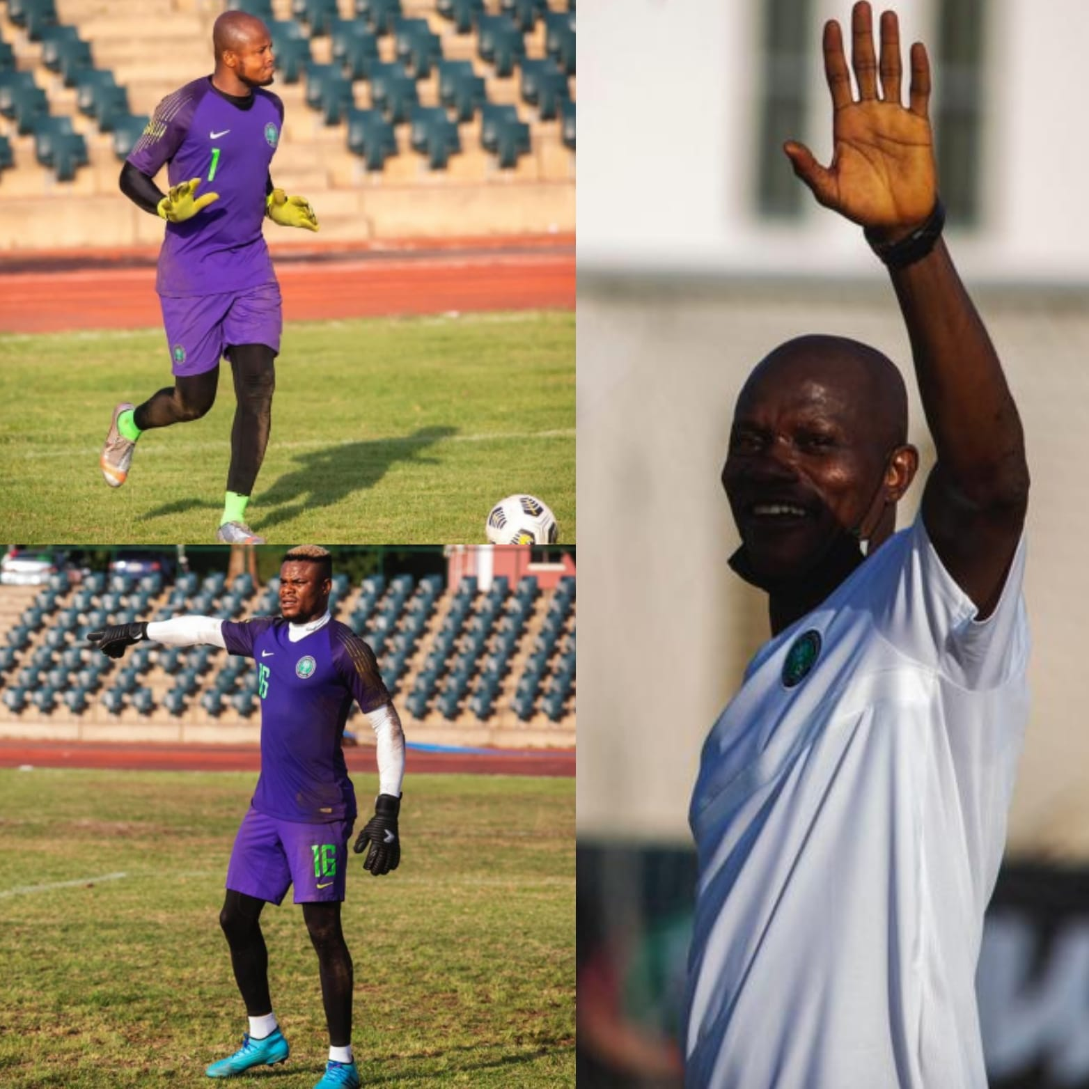 Agu: Ezenwa, Other Goalkeepers Showing Positive Signs In Training For Mexico Friendly