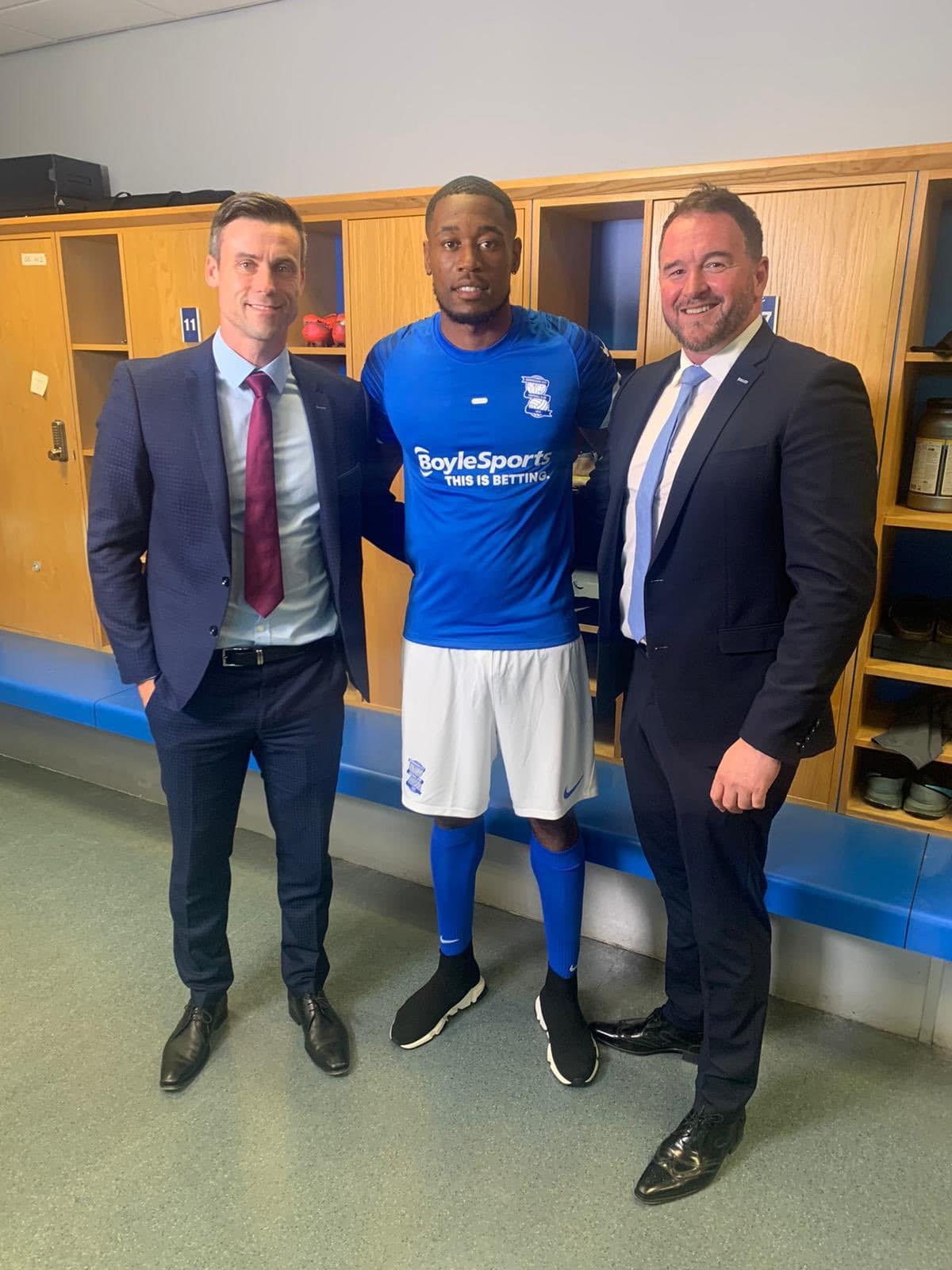 Done Deal: Chuks Aneke Joins Birmingham City On Two-Year Contract