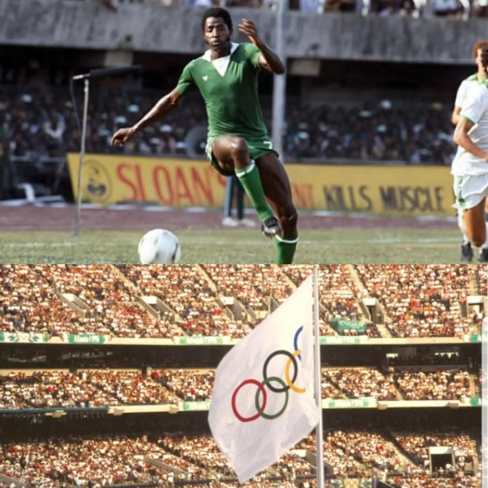 Odegbami: My Olympic Story – Journey To Mount Olympus