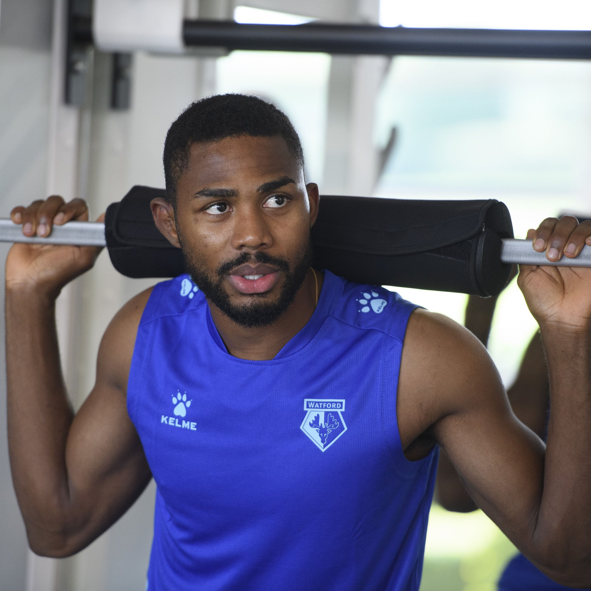 'I'm Happy To Be Here'-  Dennis Delighted To  Link Up With Watford