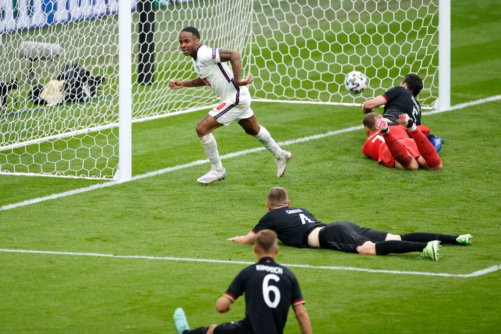 Euro 2020: Sterling, Kane On Target As England Beat Germany To Reach Quarters