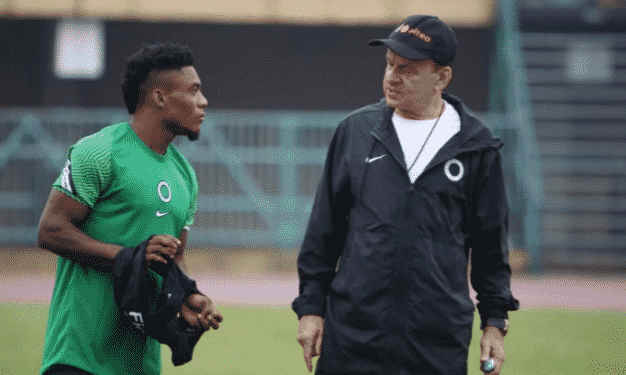 Exclusive: Why Rohr Must Scout For More NPFL Players -Nwosu