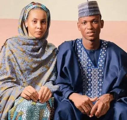 Super Eagles Defender Abdullahi Weds Popular Actress