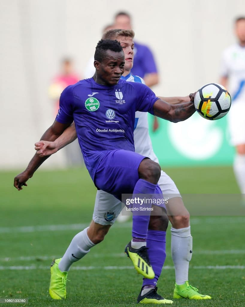 Gernot: Why Onovo Got Late Call-up For Nigeria vs Cameroon Friendly