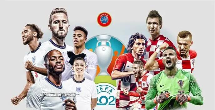 Euro 2020: England Set To Test Might Against Croatia