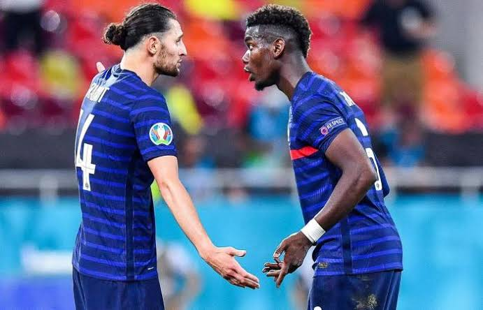 Pogba, Mbappe Families 'Clash With Rabiot's Mother' After France Euro 2020 Exit