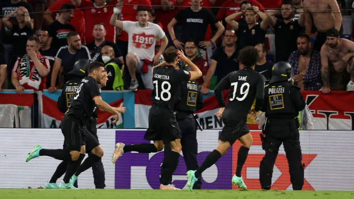 Euro 2020: Germany Avoid Upset Vs Hungary, To Face England In Knockout Stage; Portugal Progress After Draw With France
