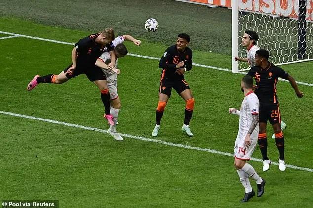 Euro 2020: Netherlands Maintain 100% Winning Record As Austria Beat Ukraine To Pick Second Spot